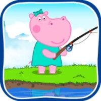 Hippo fishing android app icon