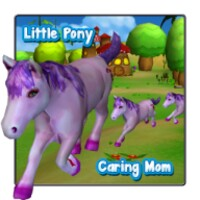 Little Pony Caring Mom android app icon
