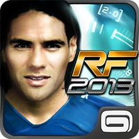 Real Football 2013 android app icon