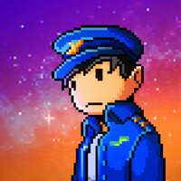 Pixel Starships android app icon