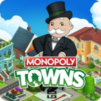 MONOPOLY Towns android app icon