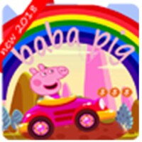 peppa pig aventure android app icon