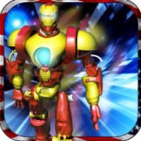 Iron Drone robot dash android app icon
