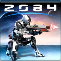 Rivals at War: 2084 android app icon