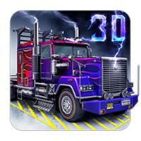 Skill 3D Parking - Thunder Trucks android app icon