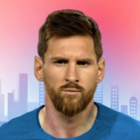 Messi Runner android app icon