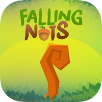Falling Nuts android app icon