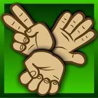 Rock Paper Scissors android app icon