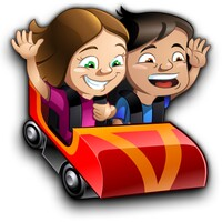 Theme Park android app icon