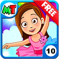 My Town : Dance School Free icon