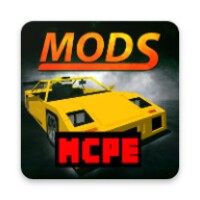 Car MOD For MCPE minecraft! android app icon