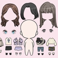 Unnie doll android app icon