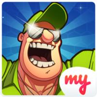 Jungle Clash android app icon