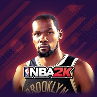 NBA 2K Mobile Basketball android app icon