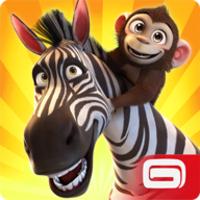 Wonder Zoo - Animal rescue android app icon