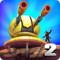 Tower Defense: Alien War TD 2 android app icon