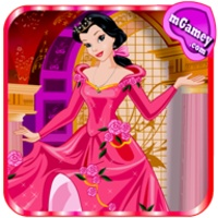 Dancing Princess Dress Up android app icon