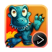 Dino Jump android app icon