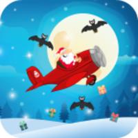 Flappy Tappy Santa Plane android app icon