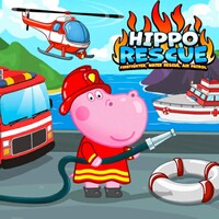 Hippo Fire Patrol android app icon
