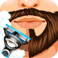 Beard Shaving android app icon