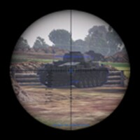 Tank Distance Calculator android app icon