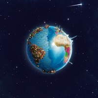 Idle World android app icon