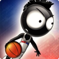 Stickman Basketball 2017 android app icon