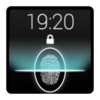 Fingerprint Lock Screen android app icon