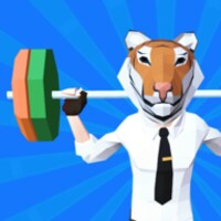 Idle Gym android app icon