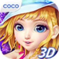 Coco Dress Up 3D android app icon