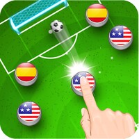 Soccer Hit 2018 android app icon