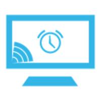 Chromecast - Wake me up Cast icon