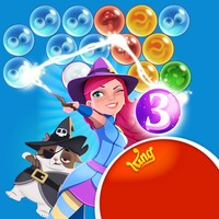 Bubble Witch Saga 3 android app icon