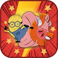 Super Angry Minion Shooter android app icon