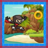Ninja Run 2 android app icon