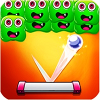 brick breaker Puzzle:Monster King android app icon