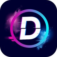 Dazz Cam App icon
