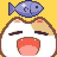 Nom Cat android app icon