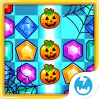 Jewel Mania Halloween android app icon