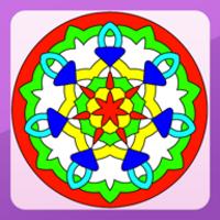 Coloring - Mandala android app icon