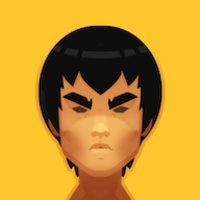 Bruce Lee Dragon Run android app icon