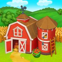 Farm Town Happy Village android app icon