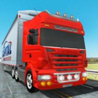 Highway Cargo Transport Simulator android app icon