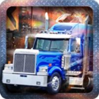 Truck Simulator: Cargo Trailer android app icon