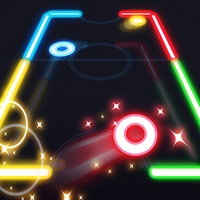 Glow Air Hockey android app icon