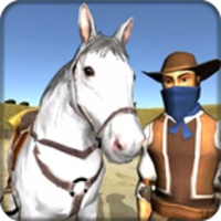 Western Cowboy Shoot android app icon