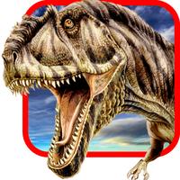 Dinosaur Fight android app icon