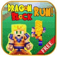 Dragon Block Run android app icon