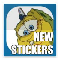 Sticker Bub Esponja